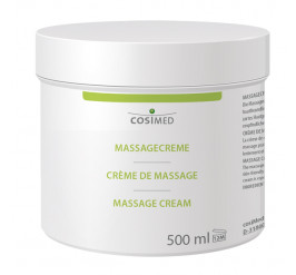 Massagecreme 500 ml