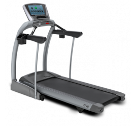 Vision Fitness Laufband TF40 mit Touch-Konsole